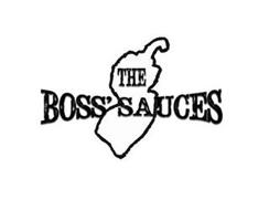 THE BOSS' SAUCES