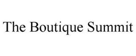 THE BOUTIQUE SUMMIT