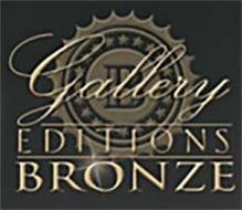 B GALLERY EDITIONS BRONZE
