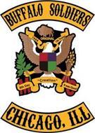 "BUFFALO SOLDIERS ORIGINAL 1986 7TH TRUMP MC 6TH DAY ""CREATION"" IT WAS GOOD CHICAGO, ILL"