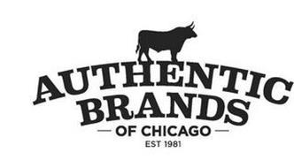 AUTHENTIC BRANDS - OF CHICAGO - EST 1981