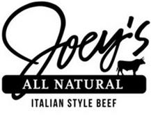 JOEY'S ALL NATURAL ITALIAN STYLE BEEF
