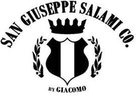 SAN GIUSEPPE SALAMI CO. BY GIACOMO
