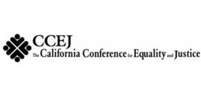 CCEJ THE CALIFORNIA CONFERENCE FOR EQUALITY AND JUSTICE