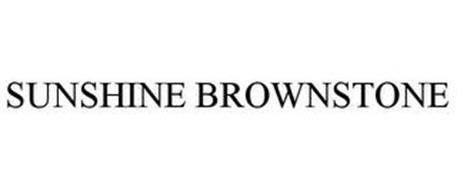 SUNSHINE BROWNSTONE