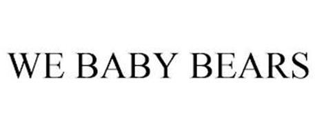WE BABY BEARS