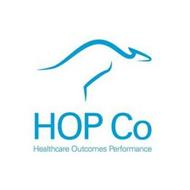 HOP CO HEALTHCARE OUTCOMES PERFORMANCE