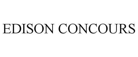 EDISON CONCOURS