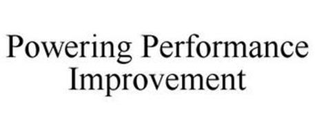 POWERING PERFORMANCE IMPROVEMENT