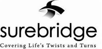 SUREBRIDGE COVERING LIFE'S TWISTS AND TURNS