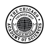 THE CHICAGO ACADEMY OF SCIENCES FOUNDED 1857 KAPPA OMICRON SIGMA MU OMICRON SIGMA