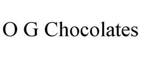 O G CHOCOLATES
