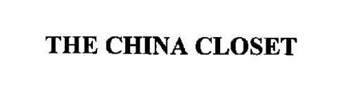 THE CHINA CLOSET