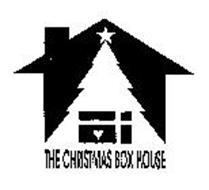 THE CHRISTMAS BOX HOUSE Trademark of THE CHRISTMAS BOX ...