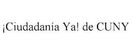 ¡CIUDADANÍA YA! DE CUNY