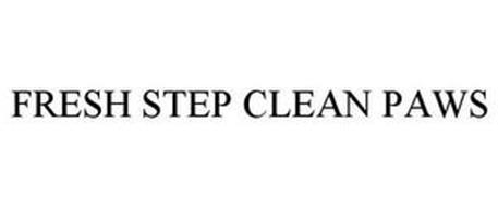 FRESH STEP CLEAN PAWS