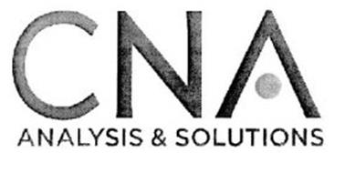 CNA ANALYSIS & SOLUTIONS