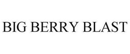 BIG BERRY BLAST
