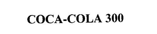 COCA-COLA 300