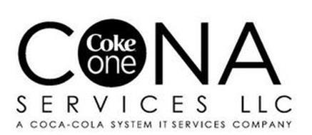 CONA COKE ONE SERVICES LLC A COCA-COLA SYSTEM IT SERVICES COMPANY