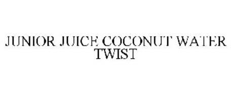 JUNIOR JUICE COCONUT WATER TWIST