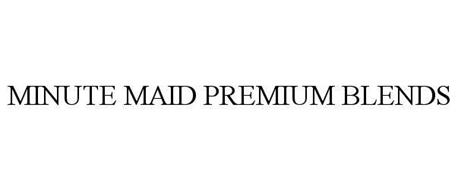 MINUTE MAID PREMIUM BLENDS