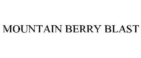 MOUNTAIN BERRY BLAST