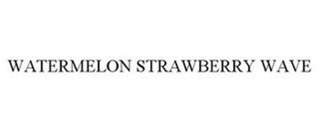 WATERMELON STRAWBERRY WAVE