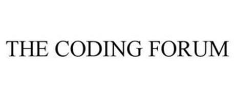 THE CODING FORUM