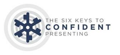THE SIX KEYS TO CONFIDENT PRESENTING