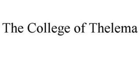 THE COLLEGE OF THELEMA