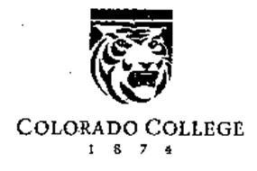COLORADO COLLEGE 1874