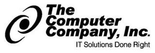 THE COMPUTER COMPANY, INC. IT SOLUTIONS DONE RIGHT