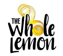 THE WHOLE LEMON