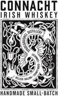 CONNACHT IRISH WHISKEY BELLEEK BALLINA COUNTY MAYO CONNACHT SPADE&BUSHEL DISTILLERY HANDMADE SMALL-BATCH
