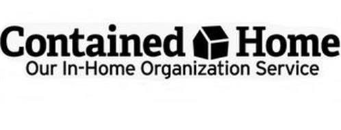 CONTAINED HOME OUR IN-HOME ORGANIZATION SERVICE