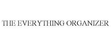 THE EVERYTHING ORGANIZER