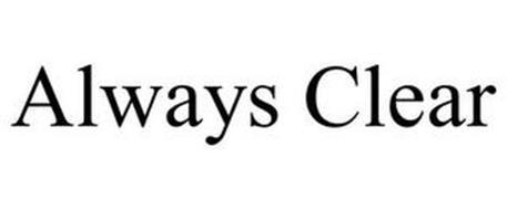 ALWAYS CLEAR