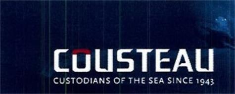 COUSTEAU CUSTODIANS OF THE SEA SINCE 1943