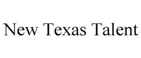 NEW TEXAS TALENT