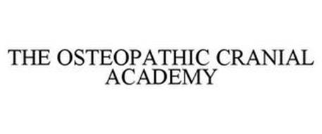 THE OSTEOPATHIC CRANIAL ACADEMY