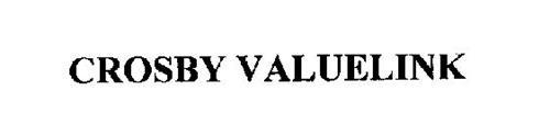 CROSBY VALUELINK