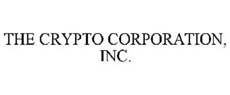 THE CRYPTO CORPORATION, INC.