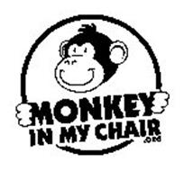 MONKEY IN MY CHAIR .ORG
