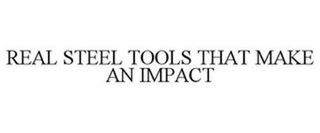 REAL STEEL TOOLS THAT MAKE AN IMPACT