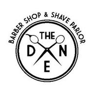 THE DEN BARBER SHOP & SHAVE PARLOR