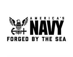 AMERICA'S NAVY FORGED BY THE SEA