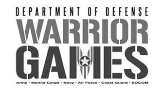 DEPARTMENT OF DEFENSE WARRIOR GAMES ARMY  ·  MARINE CORPS  · NAVY · AIR FORCE ·  COAST GUARD ·  SOCOM