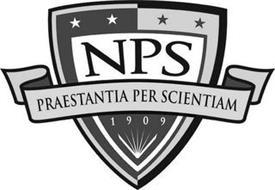 NPS PRAESTANTIA PER SCIENTIAM 1909