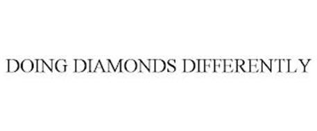 DOING DIAMONDS DIFFERENTLY